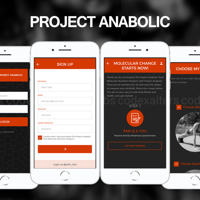 PROJECT-ANABOLIC